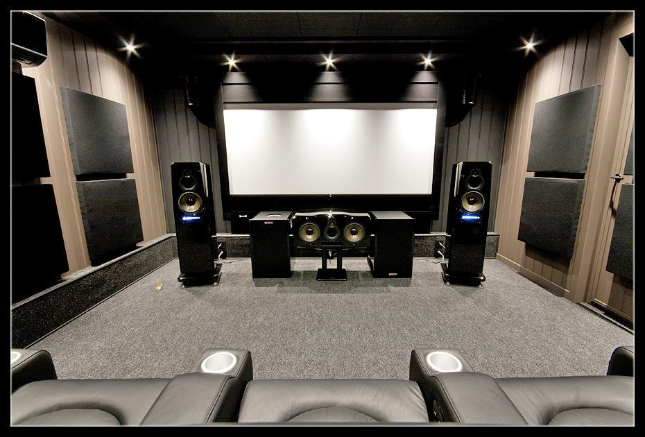 Audio dynamics - Home theater sound system design ...